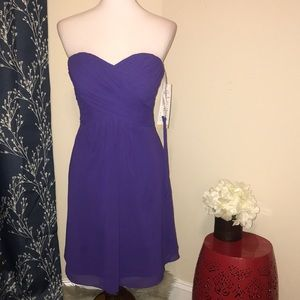 NEW Bill Levkoff Regency Sweetheart Dress
